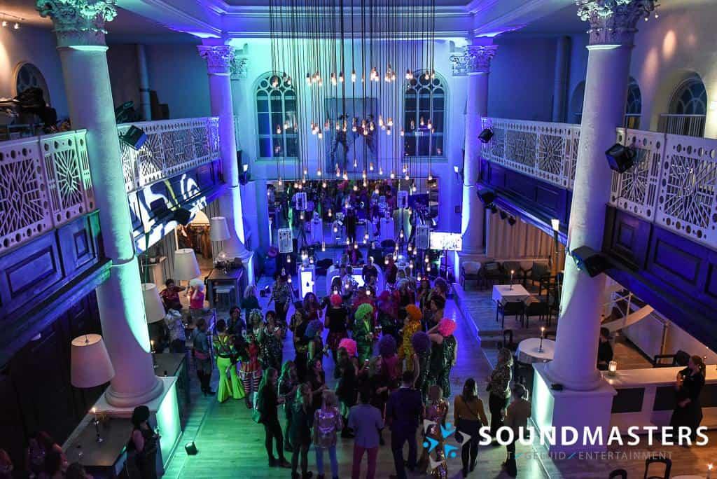 Bedrijfsfeest www.soundmasters.nl
